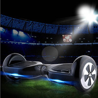 Wholesale Electric Wheels Wheelbarrow - New style electric unicycle Two-wheel balancing electric scooter wheelbarrow electric skateboard drift skate Drifting+Remote+Bag+FROM US