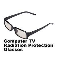 Wholesale Tv Protection Glasses - Wholesale-2015 Free Shipping Reading Glasses PC TV Eye Strain Protection Glasses Vision Radiation Computer Protection Glasses