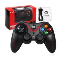 Terios T3 Wireless Bluetooth Gamepad Joystick Game Gaming Controller Controle remoto para HTC Android Smart Tablet Tablet TV Box