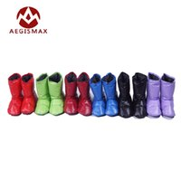 Wholesale Nylon Sleeping Bags - Wholesale-Aegismax Sleeping Bag Accessories White Duck Down Slippers Ultralight Camping Outdoor Soft Sock Unisex Indoor Warm Long Journey