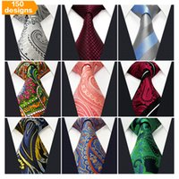 Cheap Neck Tie mens tie Best Silver Fashion neckties