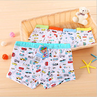 Modal Boxers Xl for sale - Boys Underwear Kids Boxer Modal Fabric Panties Cute Full of Cars Pattern Baby Boy Shorts Children Underwares Briefs for Sale