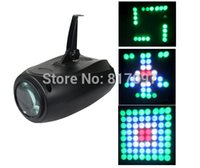 Wholesale Projector Specials - Wholesale-New led disco party light 64x5mm high bright Leds special effects lighting stage lighting projector DJ party bar pub Karaoke
