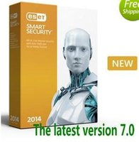 Wholesale Eset Nod32 User - Wholesale - ESET NOD32 Smart Security 7.0 6.0 5.2 version half year 1pc 1user 180days key with user name and password