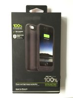 Wholesale Cell Phone Battery Pack Case - iphone 6 pack air 2750mAh battery back power banks cover for iPhone 6 Cell Phone Chargers External Battery Case iphone charger DHL Free