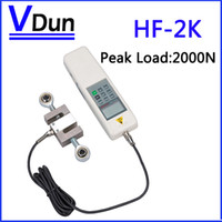 Wholesale Peak load N load division N Digital Force Gauge HF K