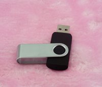 USB 2.0 Swivel USB Flash Drives Pluma 64GB rives Memory Stick U disco plástico giratorio USB Sticks
