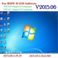 Wholesale Icom D - v2017.07 For bmw icom a2 software ISTA-D 4.05 ISTA-P3.61 installed 500gb HDD Expert Mode engineer software