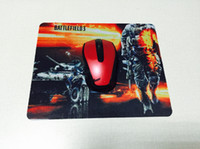 Wholesale DHL MANY DESIGNS ANTI SLIP MOUSEPAD MAT MICE PAD MAT FOR OPTICAL LASER MICE MOUSE