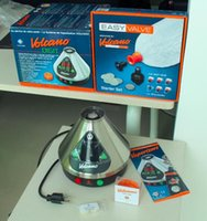 Wholesale Volcano Easy - Factory Wholesale Volcano Vaporizer with free EASY VALVE KITS free DHL shipping and 12months warranty return and exchange best desktop vapor