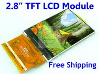 Wholesale Lcd Ili9325 - hot sell 2.8inch TFT LCD Module 240 x 320 Pixels ILI9325 free shipping