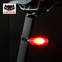 Wholesale Rapid Bike - CATEYE Bike Bicycle Light Rear Light Led Taillight Lamp Flashlight-RAPID 3 LED TL-LD630-R Bicycle Accessories Red