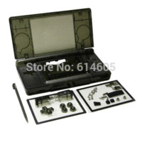 Wholesale Nintendo Ds Housing Shell - Black Full Repair Parts Replacement Housing Shell Case Kit for Nintendo DS Lite NDSL kit fan