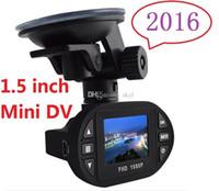 Wholesale Free Dashboard Camera - 2016 Full HD 1080P Car DVR mini DV Digital Camera Video Recorder G-sensor Dash Cam Dashboard Dashcam Camcorders skyl DHL Free