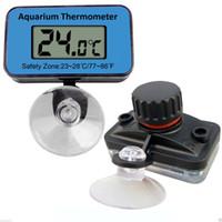 Wholesale Aquarium Thermometer Submersible - SDT-1 Submersible Fish Tank Digital LCD Aquarium Thermometer
