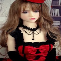 Wholesale Life Size Anime Sex Dolls - real silicone sex dolls japanese anime full love doll realistic toys for men adult life