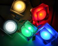 acryl kristall führte deckenleuchten großhandel-LED-Acrylkristalldeckenleuchte 1W / 3W / 5W // 7W / 9W / 12W Downlight AC85-265V führte Hintergrundlicht-Portalscheinwerferwandlampe für Hauptdekor