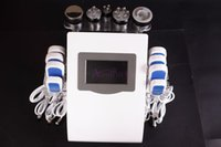 Wholesale Ultrasonic Cellulite Reduction Cavitation - Newest Fast Shipping 40K Ultrasonic Cavitation vacuum RF Care LLLT Lipo Laser slimming machine Fat Cellulite Reduction Weight loss equipment