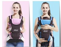 Wholesale used sling - Kid Wrap Kid's Slings Baby Carrier Gears Strollers Gallus Baby Carrier Towels wrap wraps coulorful Easy to Use 4 colors