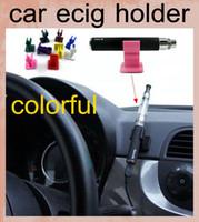 Wholesale Ego Battery Base - ecig Car holder ecigs car ecigs holder silicon base for ego EVOD x6 mods battery CE atomizer e Cig starter kit stander FJ047