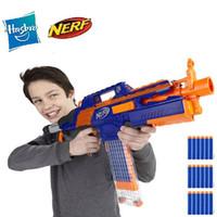 Wholesale Nerf Rifle - toy sniper rifle Pistol nerf gun Soft Bullet gun Nerf N-Strike Elite Rapidstrike CS-18 Blaster A4492