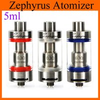 YouDe Zephyrus Tanque UD Sub Ohm OCC Cabeza Tanque Atomizador UD Zephyrus Fit Kanger Subox Nano VS Goblin Mini Atomizador Tanque AT130