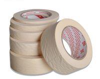Wholesale Paper Drill - Masking tape automotive spray paint art decoration drilling crepe paper masking   50 m long