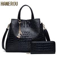Wholesale Handbag Fashion Big Brand - Fashion PU Leather Big Shoulder Bags 2017 Brand Women Bag High Quality Ladies Handbags Tote Bag Women Coin Purses And Handbags