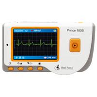 Wholesale Ekg Portable Heart Monitor - Health Care ECG Portable LCD Handheld EKG Heart Monitor Electrocardiogram Software USB