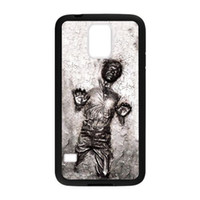 Wholesale S3 Star Wars - New arrival Star Wars Han Solo Frozen Protective for samsung galaxy S3 S4 S5 S6 samsung note4 note3 hard plastic cell phone back cover case