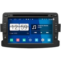 Winca S160 Android 4.4 Système Car DVD GPS Headunit Sat Nav pour Renault Duster / Dacia Duster / Dokker avec 3G Radio Video Recorder