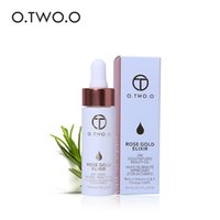Wholesale Controlled Power Ups - O.TWO.O 24K Gold Vitamin Oil for Face Lip Make Up Moisturizing Anti-aging For All Skin Types Mix Power or Foundation Primer