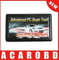 Wholesale Dyno Scanner - DHL free shipping dyno scanner Dyno-Scanner Dynamometer Windows Automotive Scanner free ship Advanced PC Scan Tool dyno scanner