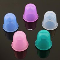 Wholesale Body Massage Slimming - Family Full Silicone Body Massage Sillicone Anti Cellulite Vacuum Cupping Cups