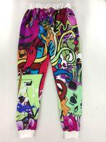 Wholesale Printed Loose Pants For Women - Wholesale-2015 fashion NEW arrive joggers pants 3D print sweat pants sweatpants for men women hip hop trousers pants