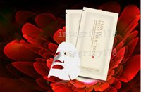 Wholesale Control Seal - Monolithic sealing 35ml Rose stem cell mask Silk Mask moisturizing whitening Suitable for all skin types