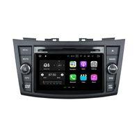 Wholesale Navi Radio - 7'' Android 7.1 Car DVD GPS Navi Stereo Radio Player For Suzuki Swift 2011-2012 With Camera 2016 Map