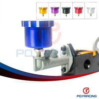 Wholesale Brake Reservoir Tanks - PQY STORE- HIGH QUALITY Hydraulic Drift Handbrake Oil Tank for Hand Brake Fluid Reservoir E-brake PQY4611