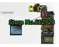 Wholesale Ic Audio Iphone - 2pcs lot new & original for iphone 4S 4GS audio IC 338S0987