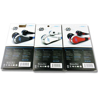 Wholesale High Quality Noodle Earphones - 50 Cent sms earphone noodle wire high quality headphones 50cents wired earphone in ear with mic and mute button STREET by 50-Cent earbud