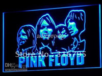 Wholesale Neon Sign Bands - c036(a)-b Pink Floyd Band Music Bar Pub Neon Light Sign