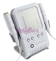Wholesale Needle Facial Machines - Eu tax free New 2in1 Multipolar RF No Needle Mesotherapy Facial Rejuvenation Skin Care Tighten Machine CE