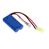 Wholesale Rechargeable Battery For Rc - High Quality Yikong 18094 HCC1450 LiPo Battery 7.4V 800mAh Rechargeable for 1 18 RC Car order<$18no track
