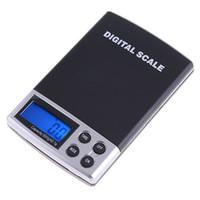 ingrosso diamante pesa grammo scala-Mini gioielli Diamond Digital Bilance Bilancia Elettronica Bilancia Digitale Pesa 500g 1000g 2000g 0.1g Grammo 100 pz / lotto DHL fedex Libero veloce