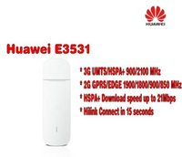 UNLOCKED HUAWEI E3531 USB DONGLE HSPA + 3G / 4G / 21mbps H-link