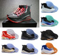 Wholesale Fun Shoe Laces - 2018 More fun more rings Stephen 4 IV Basketball Shoes Stephen curry 4s Black white Championship men Training Sports Sneakers