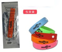 Wholesale natural composites - 4200pcs hot sale Baby natural Anti-mosquito Bracelets Baby Mosquito Repellent Band Bracelets good quality Anti Mosquito Baby wristbands D316