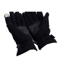 Wholesale Tactical Gloves Letters - Wholesale-Brand touch screen gloves full fingers keep warm outdoor sports winter gloves letter embroidery unisex tactical gloves guantes