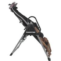rücktisch großhandel-Großhandel-Inversionstabelle Pro Deluxe Fitness Chiropraktik Tisch Übung Rückenreflexzonenmassage