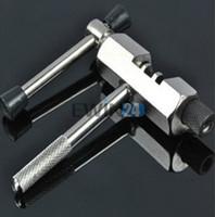 Wholesale Tools Remove Sold - Bike Cycle Bicycle Chain Rivet Repair Tool Breaker Splitter Pin Remove Replace New and Hot Selling 140pcs